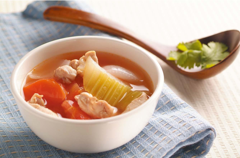 洋蔥鮮茄濃湯
